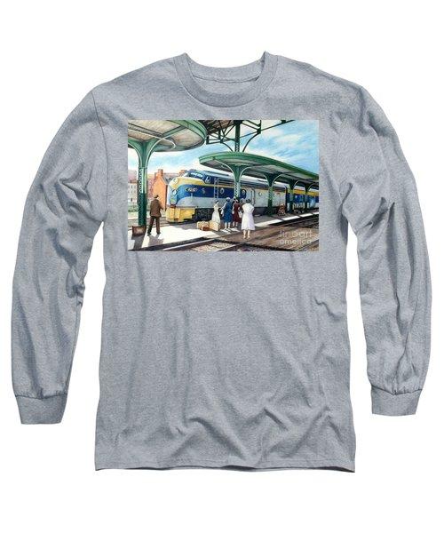 Sentimental Journey Long Sleeve T-Shirt