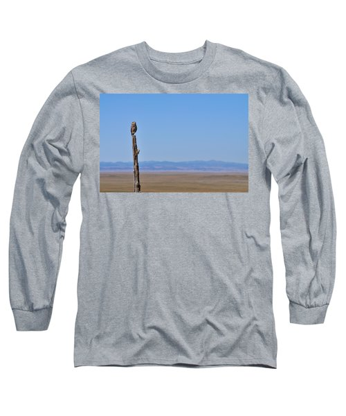 Sentinel Long Sleeve T-Shirt