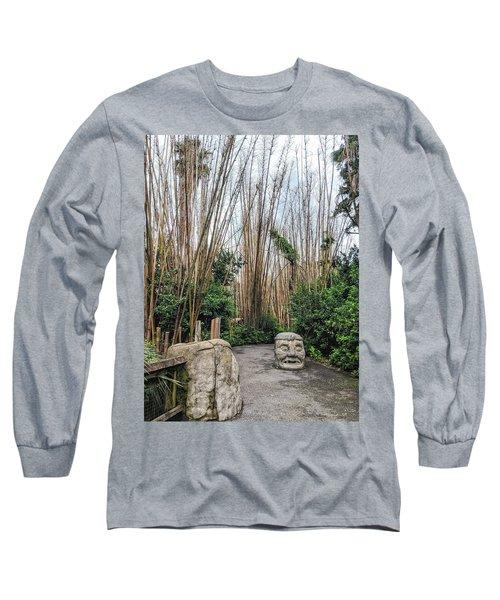 Serenity Path Long Sleeve T-Shirt