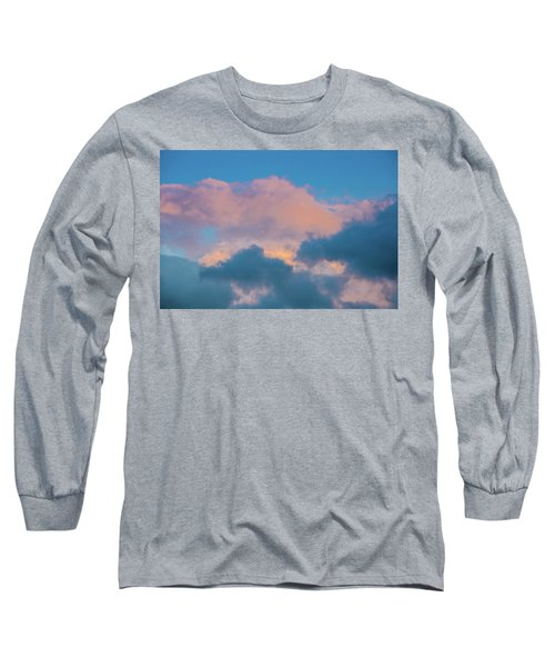 Shades Of Clouds Long Sleeve T-Shirt