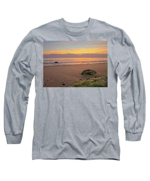 Shells On The Beach Long Sleeve T-Shirt