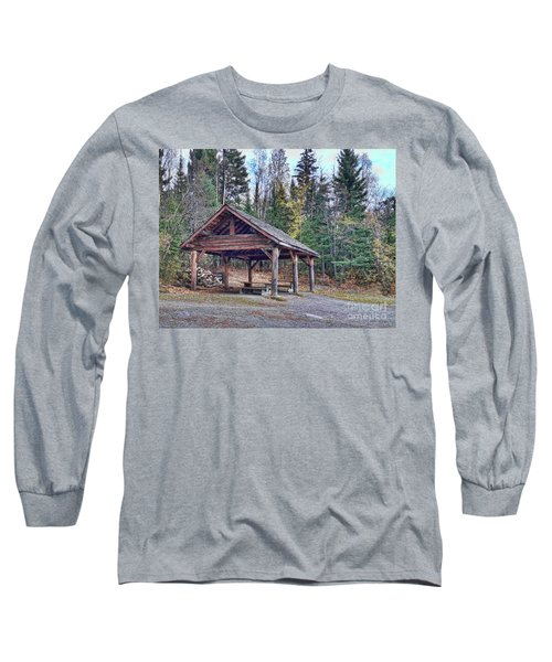 Shelter Long Sleeve T-Shirt