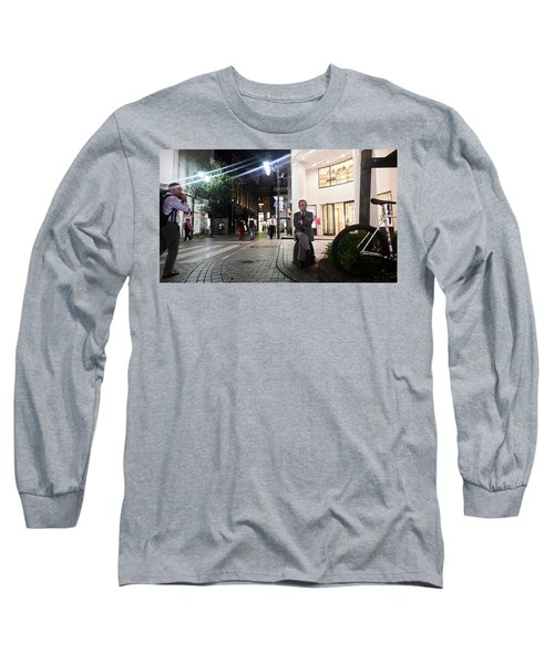 Shinjuku Man Long Sleeve T-Shirt