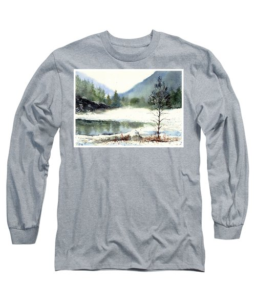 Silent Exile Long Sleeve T-Shirt