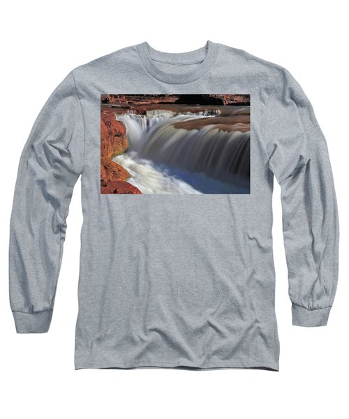 Silken Flow Long Sleeve T-Shirt