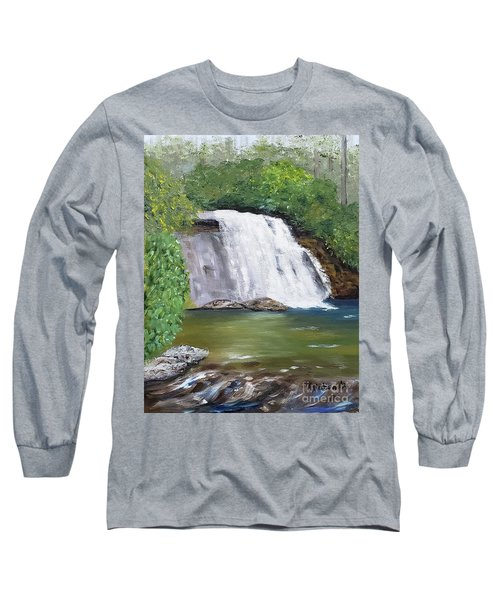 Silver Run Falls Long Sleeve T-Shirt