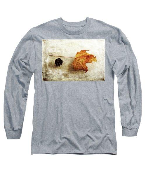 Long Sleeve T-Shirt featuring the photograph Simple And Beautiful by Randi Grace Nilsberg
