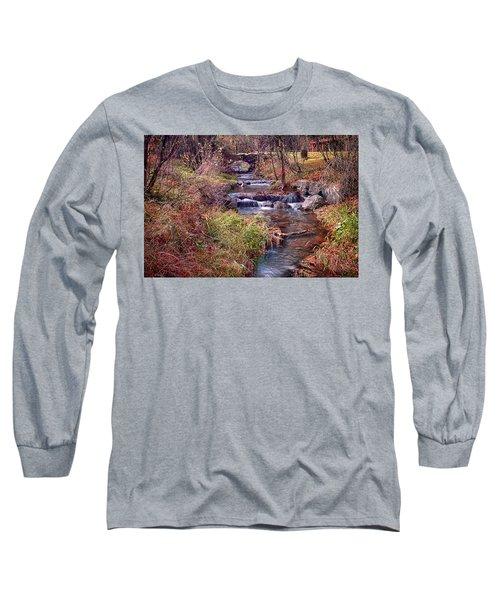 Sinoquippie Run Long Sleeve T-Shirt