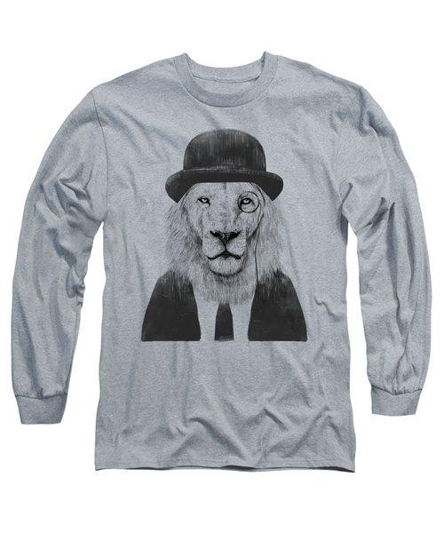 Sir Lion Long Sleeve T-Shirt