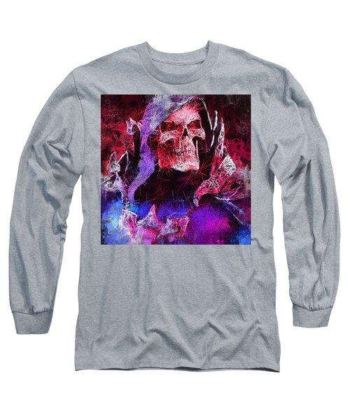 Skeletor Long Sleeve T-Shirt