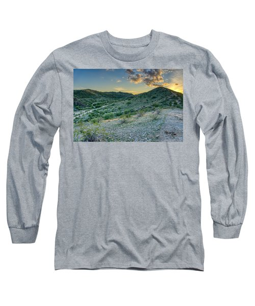 Sky Long Sleeve T-Shirt