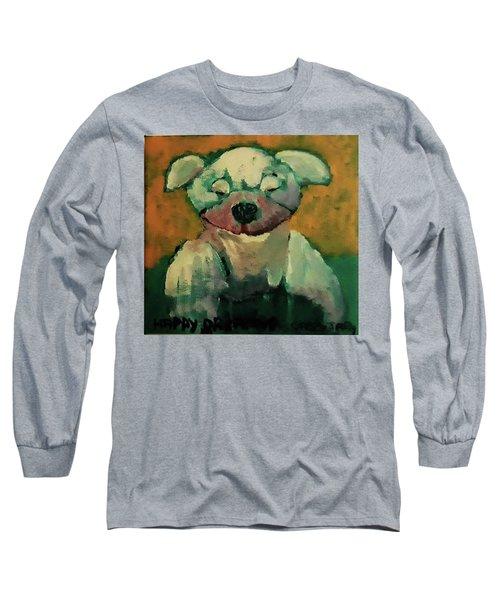 Sleepy Long Sleeve T-Shirt
