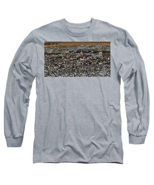 Slice Of Lanscape Long Sleeve T-Shirt
