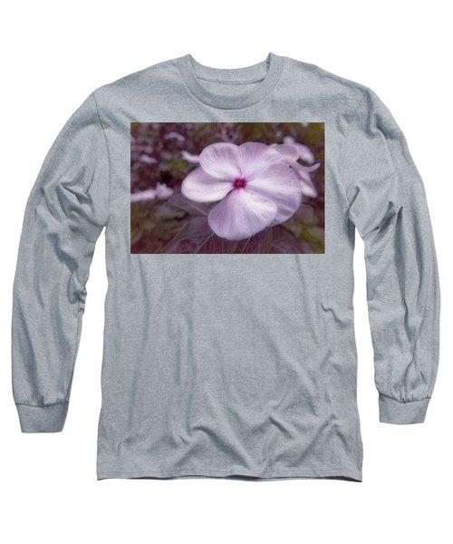 Small Flower Long Sleeve T-Shirt