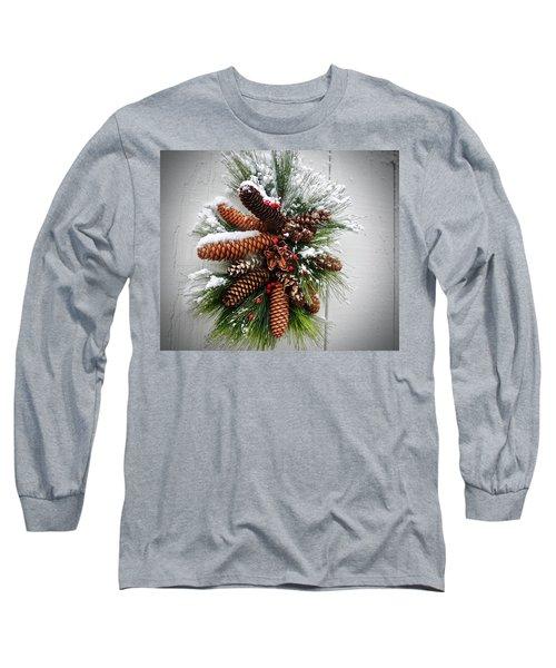 Snow Cones Long Sleeve T-Shirt