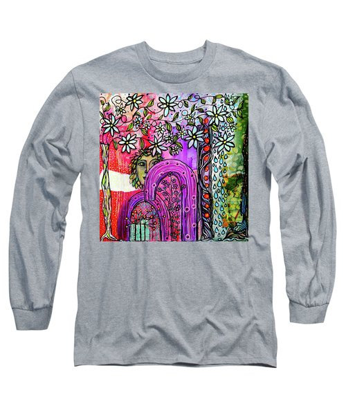Something About Spring Long Sleeve T-Shirt