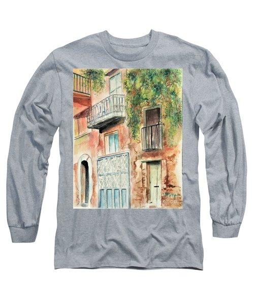 Sorrento Charm Long Sleeve T-Shirt