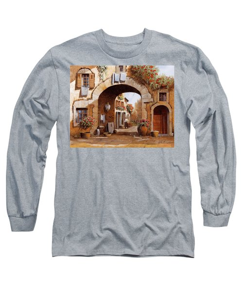 Sotto L'arco Long Sleeve T-Shirt