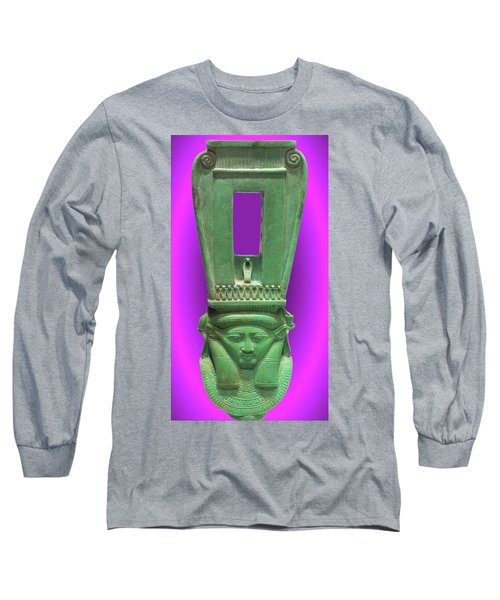 Sound Machine Of The Goddess Long Sleeve T-Shirt