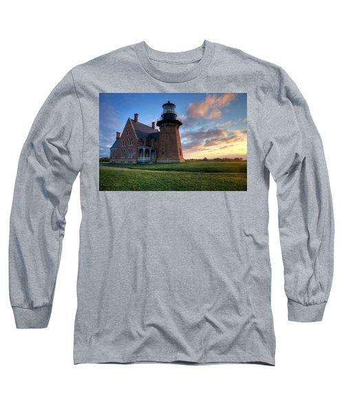 Southeast Light Sunrise Long Sleeve T-Shirt