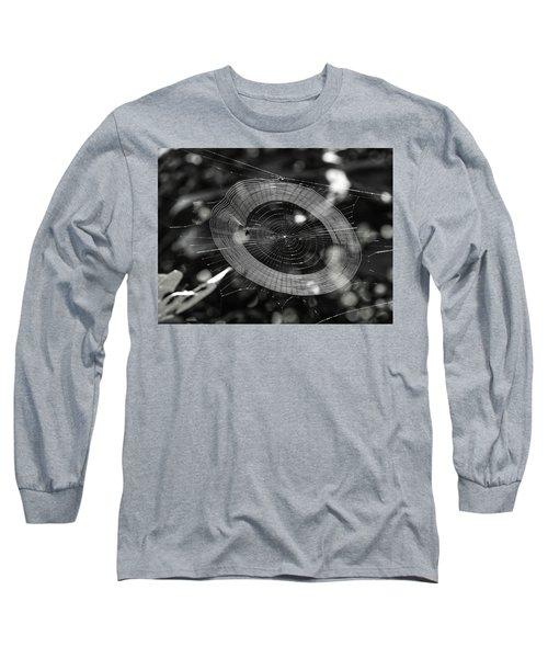 Spinning My Web Long Sleeve T-Shirt