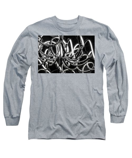 Spirals Of Light Long Sleeve T-Shirt