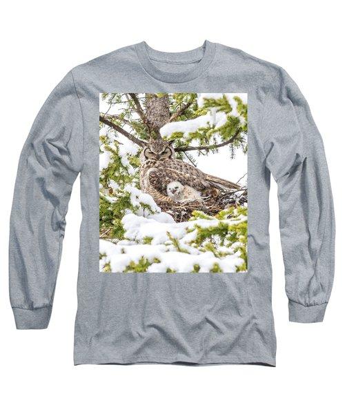 Spring Caregiver Long Sleeve T-Shirt