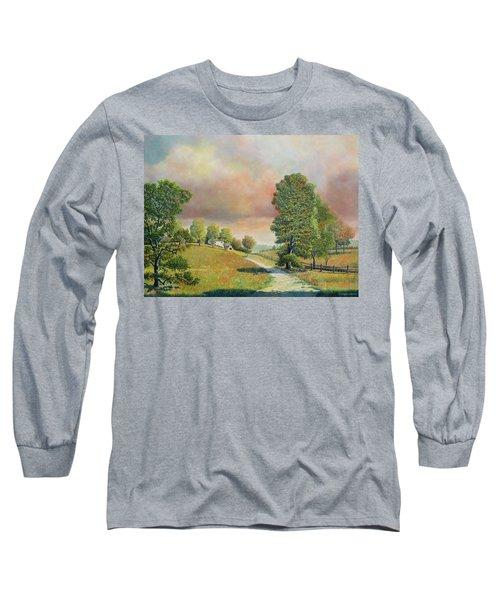 Spring Path Long Sleeve T-Shirt