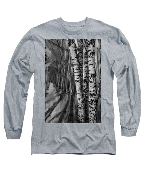 springtime ligh BW #i6 Long Sleeve T-Shirt