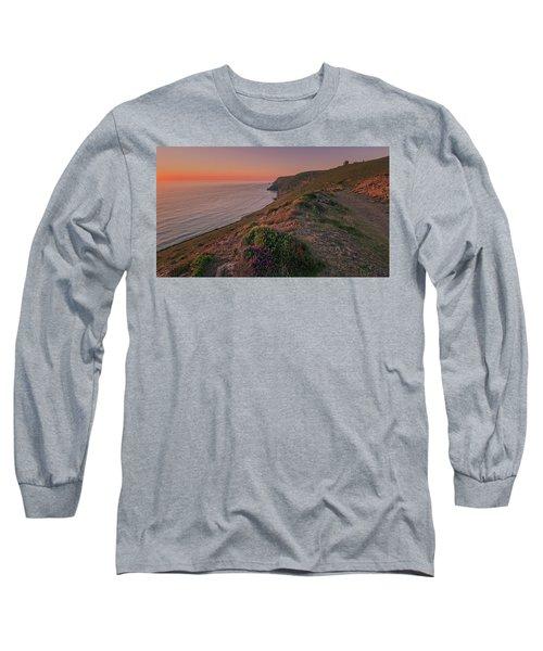 St Agnes Sunset Long Sleeve T-Shirt