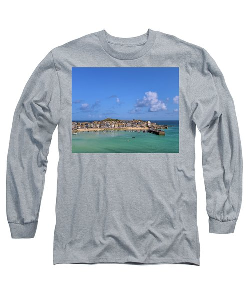 St Ives Cornwall - General View Long Sleeve T-Shirt