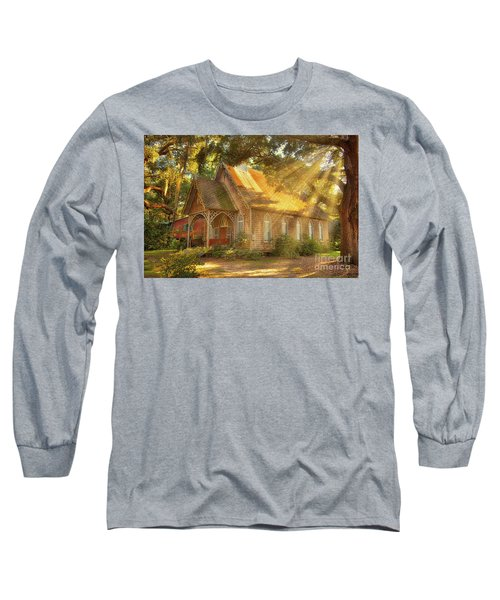 St. James Santee Episcopal Chapel Of Ease Long Sleeve T-Shirt