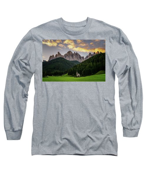 St Johann Sunrise Long Sleeve T-Shirt