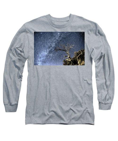 Star Trail Wonder Long Sleeve T-Shirt