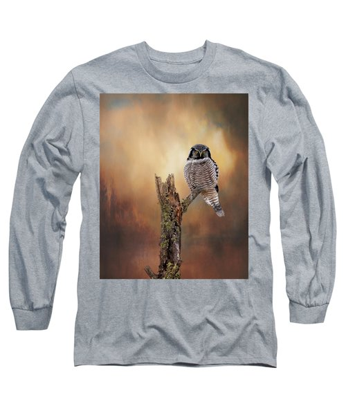 Stare Into My Eyes Long Sleeve T-Shirt
