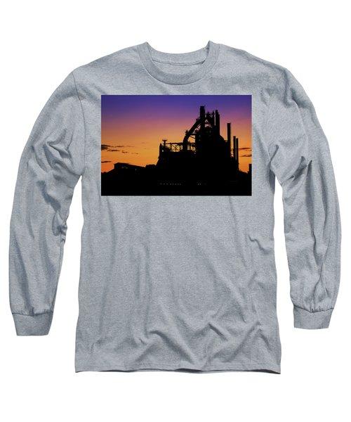 Steel City Sunrise Long Sleeve T-Shirt