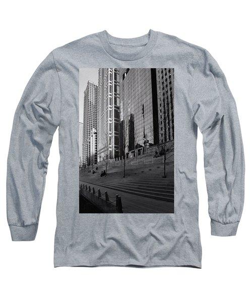 Stepping Up Long Sleeve T-Shirt