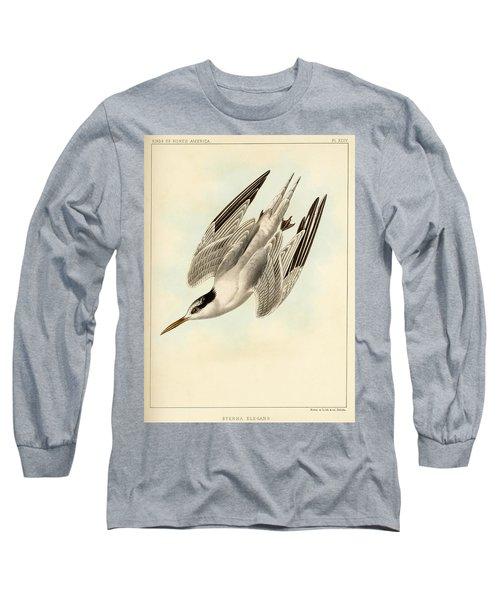 Sterna Elegans Long Sleeve T-Shirt