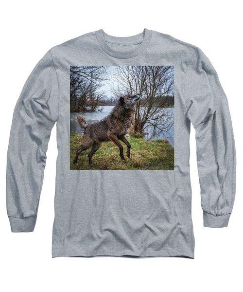 Stick Get It Long Sleeve T-Shirt