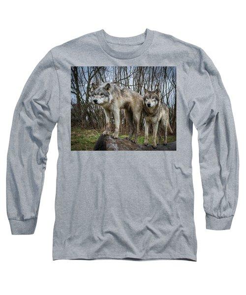 Still Watching Long Sleeve T-Shirt
