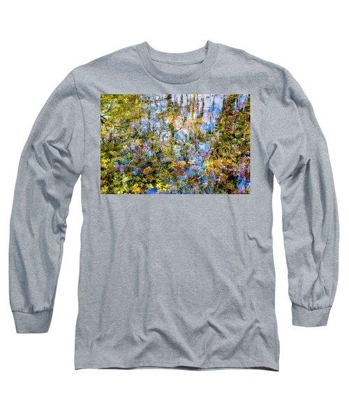 Stillness Holds Everything Long Sleeve T-Shirt