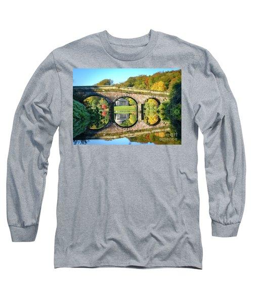 Stourhead Autumn Long Sleeve T-Shirt