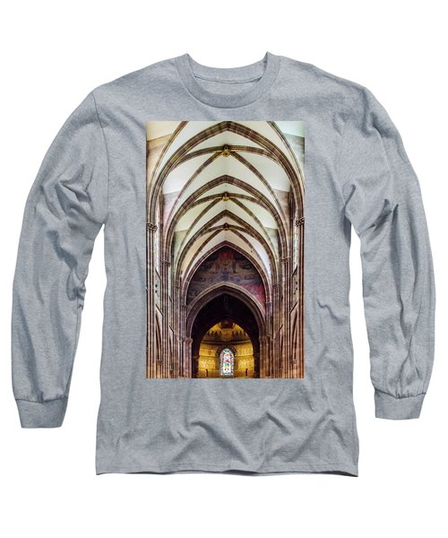 Strasbourg Cathedral - 2 Long Sleeve T-Shirt