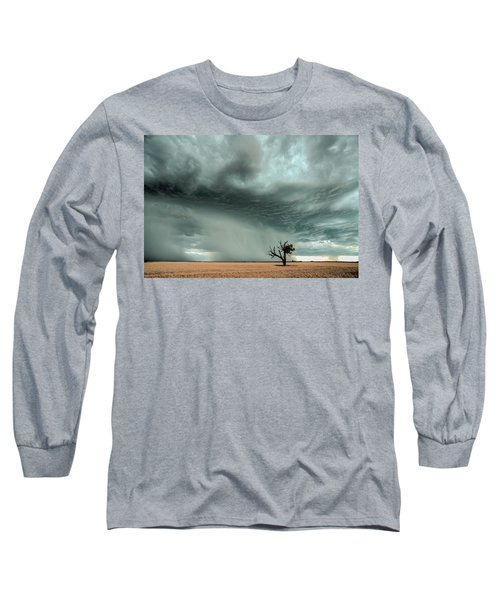Strong Lone Tree Long Sleeve T-Shirt