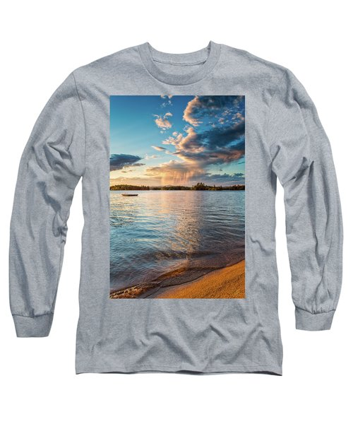 Summer Shower  Long Sleeve T-Shirt