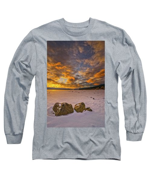 Sunrise Rocks Long Sleeve T-Shirt