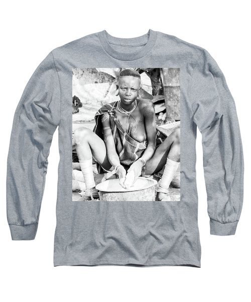 Suri Girl  Long Sleeve T-Shirt