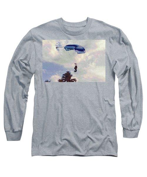 Tandem Skydive Long Sleeve T-Shirt