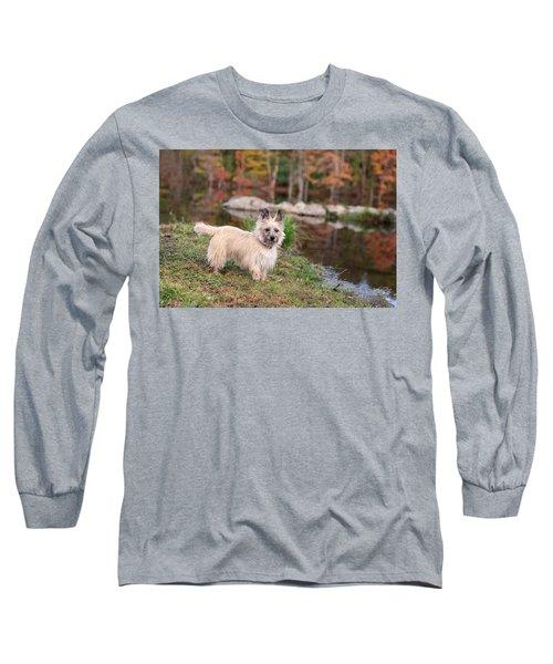 Tasha 7 Better Colors Long Sleeve T-Shirt