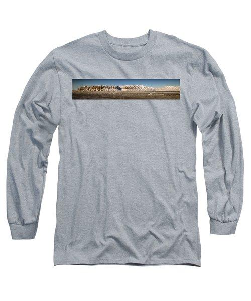 Tempelfjord Svalbard Long Sleeve T-Shirt